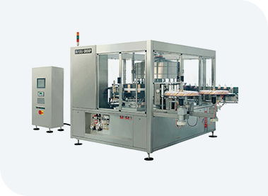 Hot melt adhesive labeller